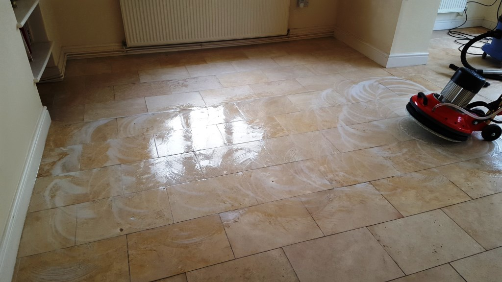 Limestone Tile Cleaning Information