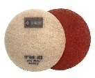 17 Inch   400 Grit Coarse Red No.1 Burnishing Pad