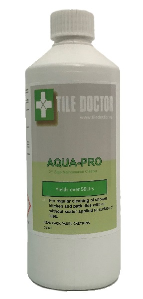 Tile Doctor Aqua-Pro ( with trigger spray )
