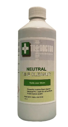 Tile Doctor Neutral Tile Cleaner 0.5 litre