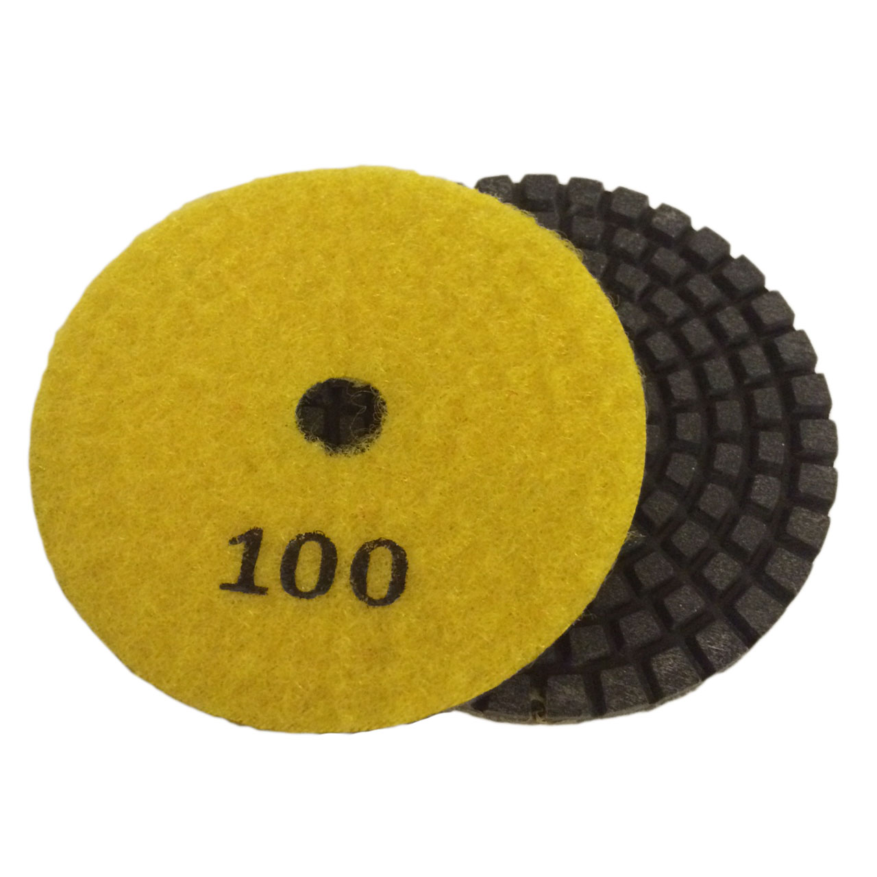 3 Inch 100 Grit Diamond Disc to fit a Flex Angle Grinder