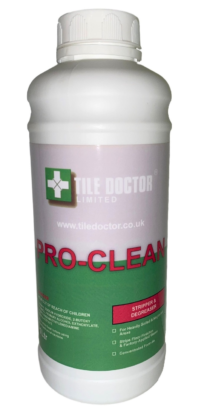 Doctor pro clean 1 litre tile doctor pro clean 1 litre dailygadgetfo Gallery