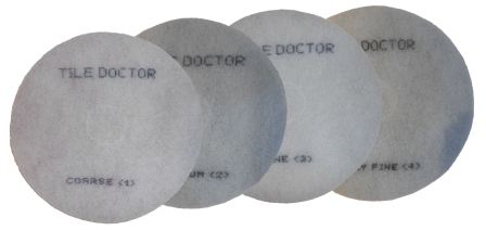 Tile Doctor Burnishing Pads