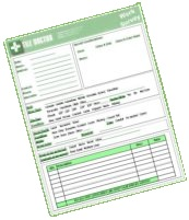 Tile Doctor Work Survey Multipart Forms