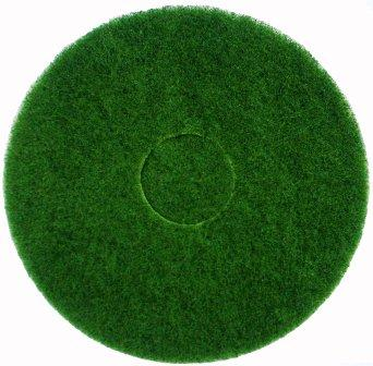 Green Buffing pad for medium duty cleaning