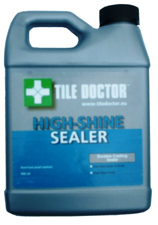 Tile Doctor High Shine Sealer for Quarry Tile, Sandstone, Slate and Terracotta