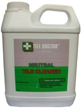 Tile Doctor Concentrated Neutral Tile And Grout Cleaner