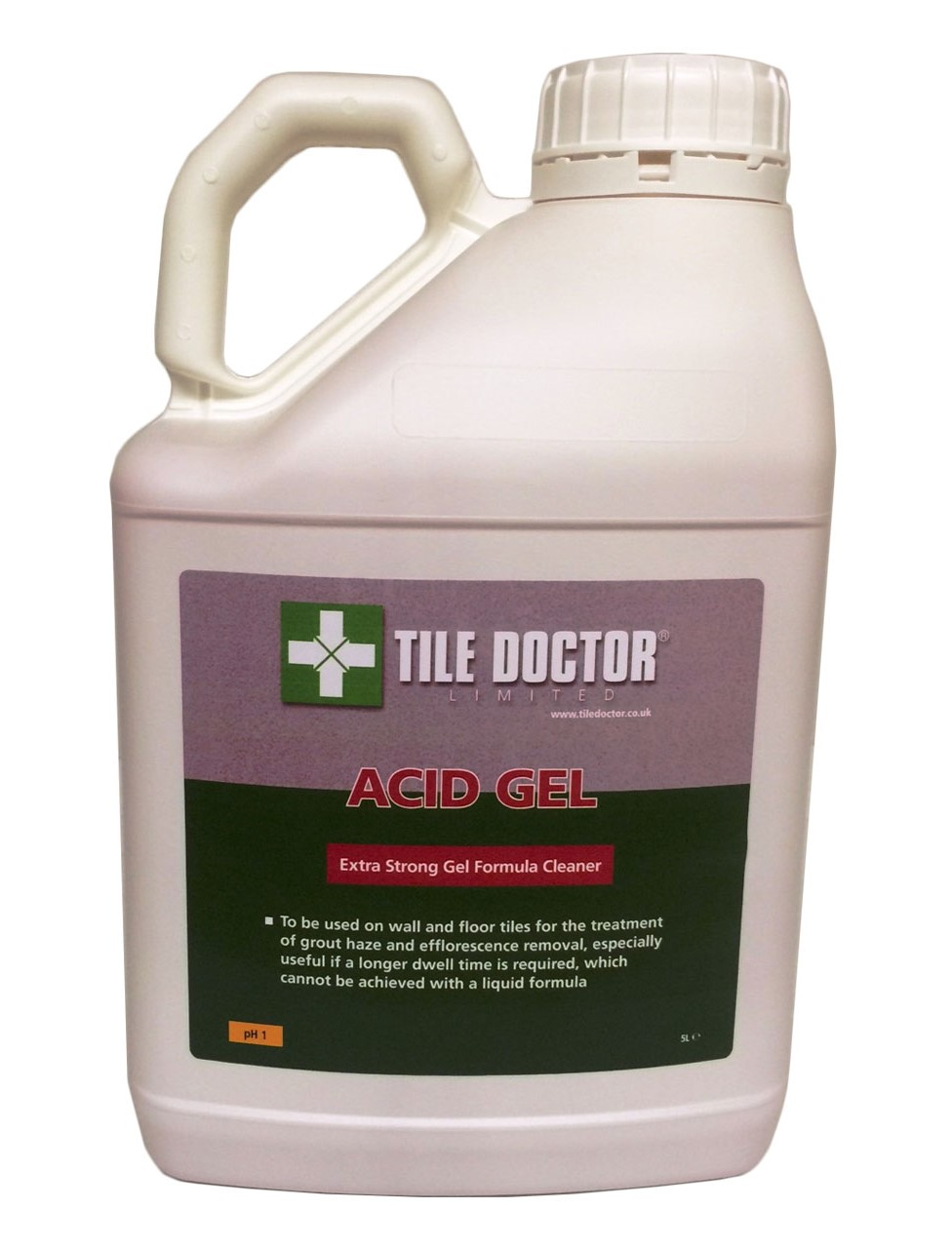 Tile Doctor Acid Gel 5 Litre