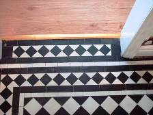 A Victorian Floor in Cheshire Restored by Tile Doctor