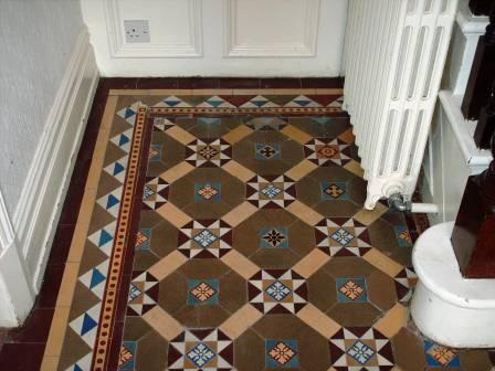 Victorian Tile Cleaning And Sealing Mainenance Information