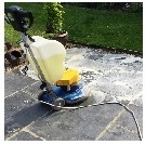 Basalt Stone Tile Cleaning