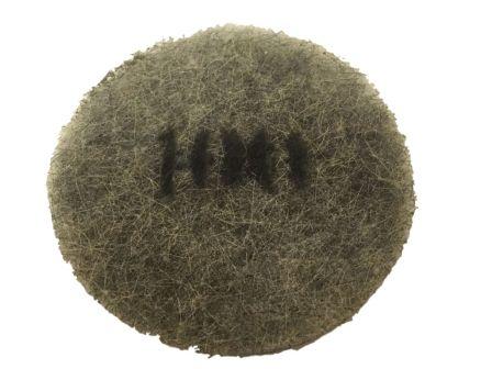 6 Inch  100 Grit Very Coarse  Stone Resurfacing Pad