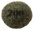 6 Inch  200 Grit Coarse Stone Resurfacing Pad