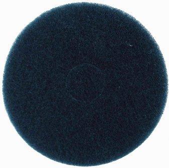 17 inch Buffing Pad Black