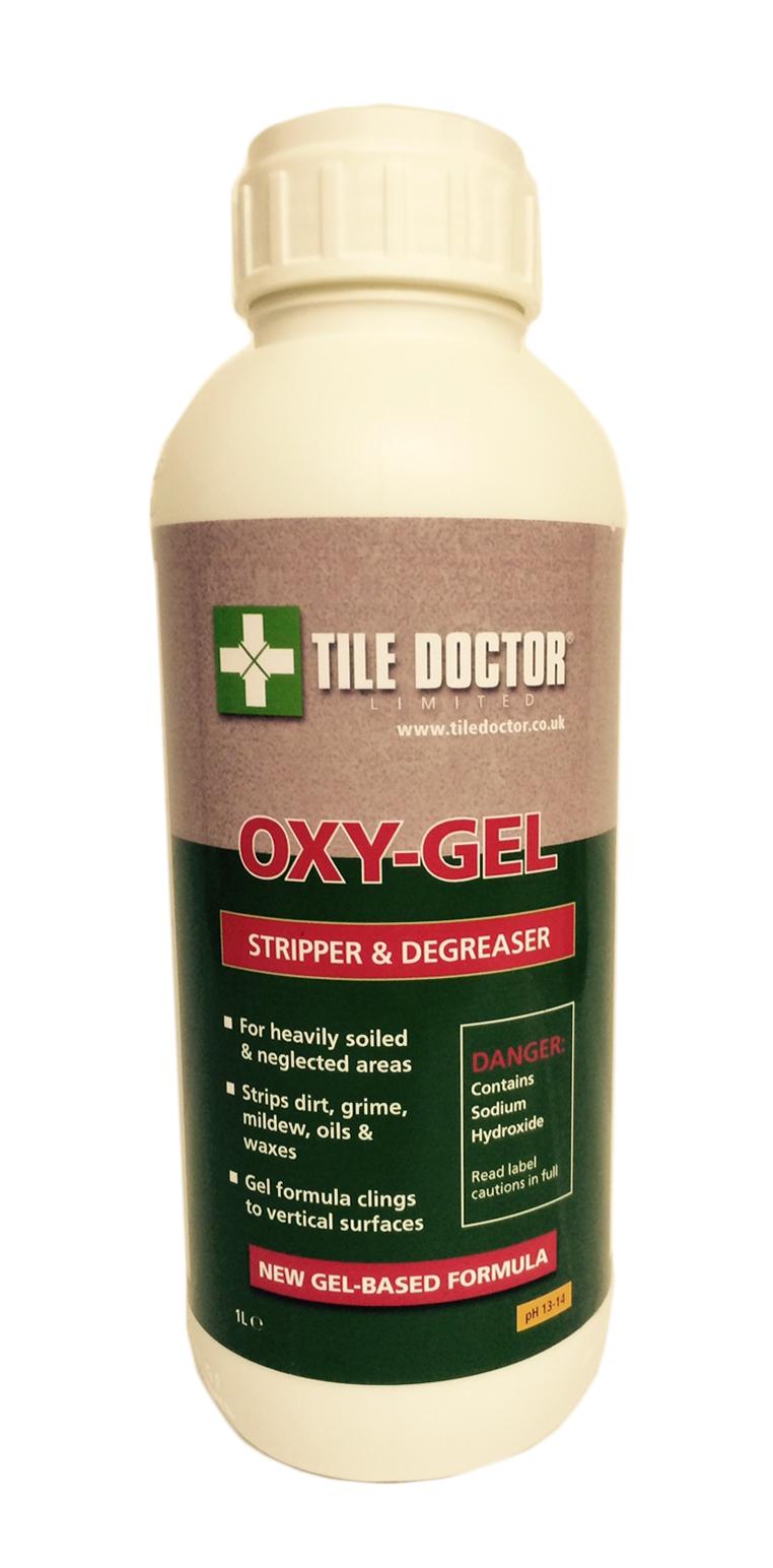 Tile Doctor Oxy-Gel 1 Litre