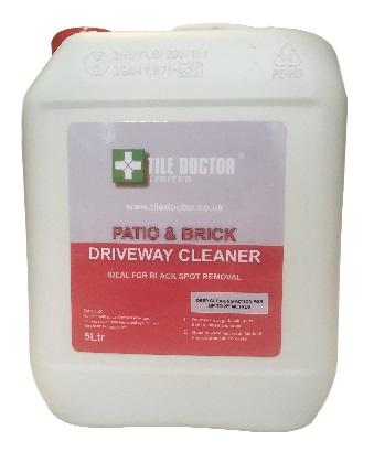 Tile Doctor Patio & Brick Driveway Cleaner 5 litre
