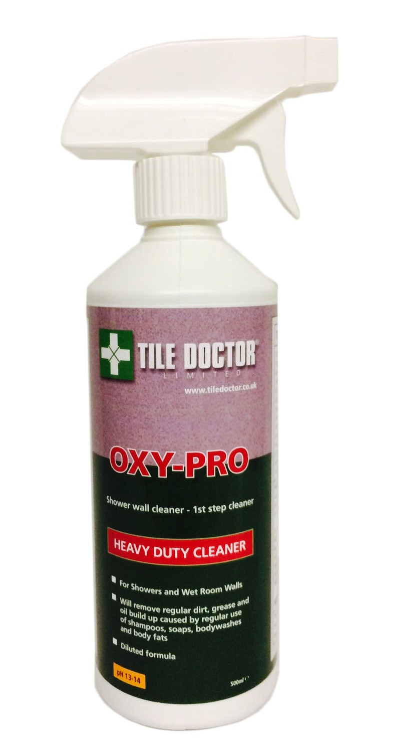 Tile Doctor Oxy-Pro 500ml ( with trigger spray )