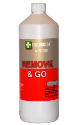 Tile Doctor Remove & Go 1 Litre  ( with trigger spray )