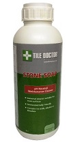 Tile Doctor Stone Soap of the regular cleaning of stone tiles