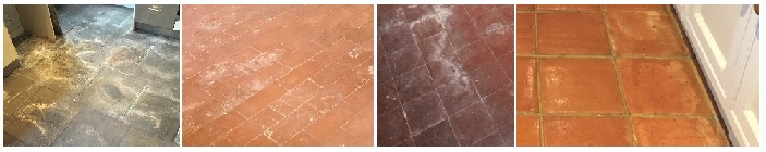 Efflorescence - Causes and Treatment