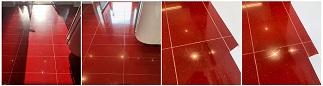 Quartz Tile Cleaning