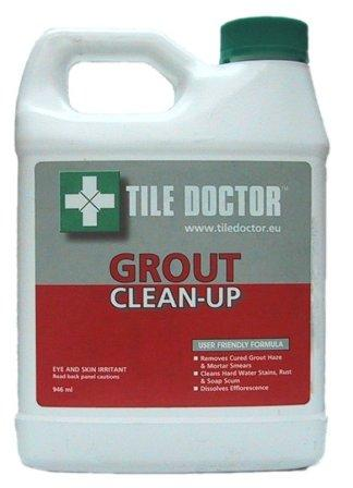 Grout Clean-Up