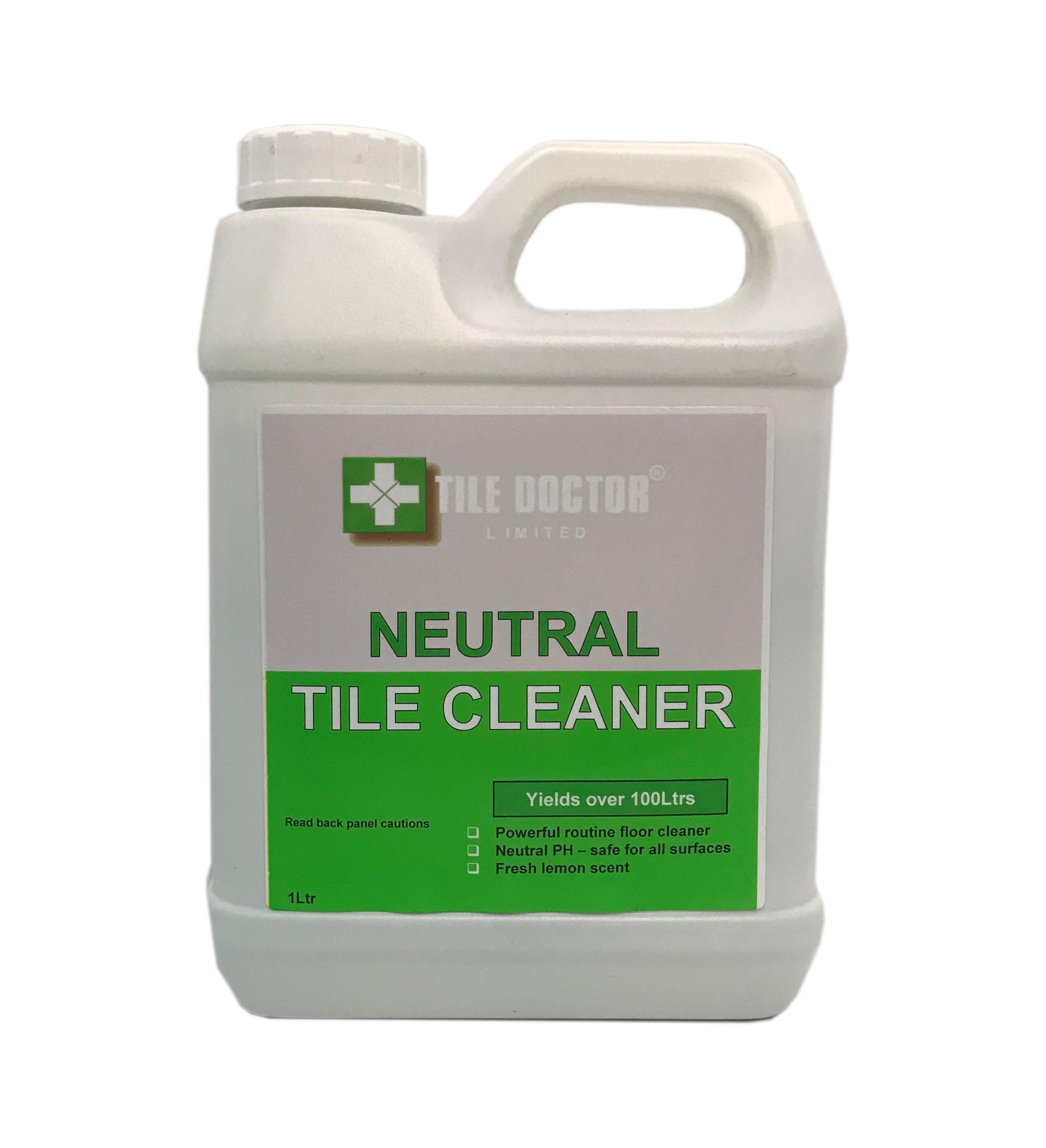 Neutral Tile Cleaner