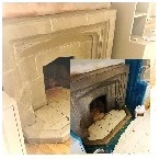 Fireplace Cleaning and Sealing