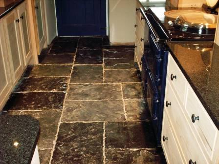 Slate Tile Cleaning Information
