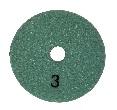 4 Inch Diamond Wet and Dry Polishing Pad - Step 3