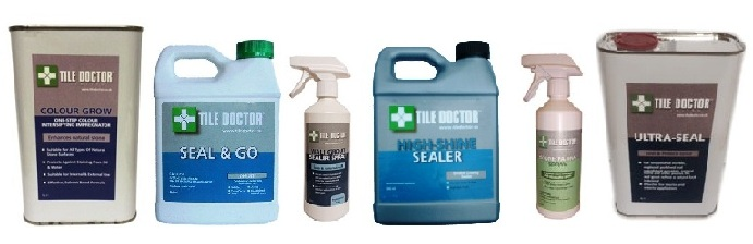 Stone and Tile Sealers