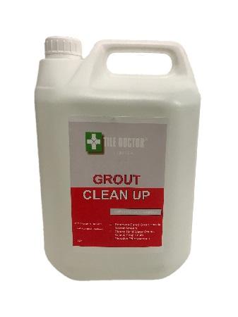 Tile Doctor Grout Clean-Up 5 litre