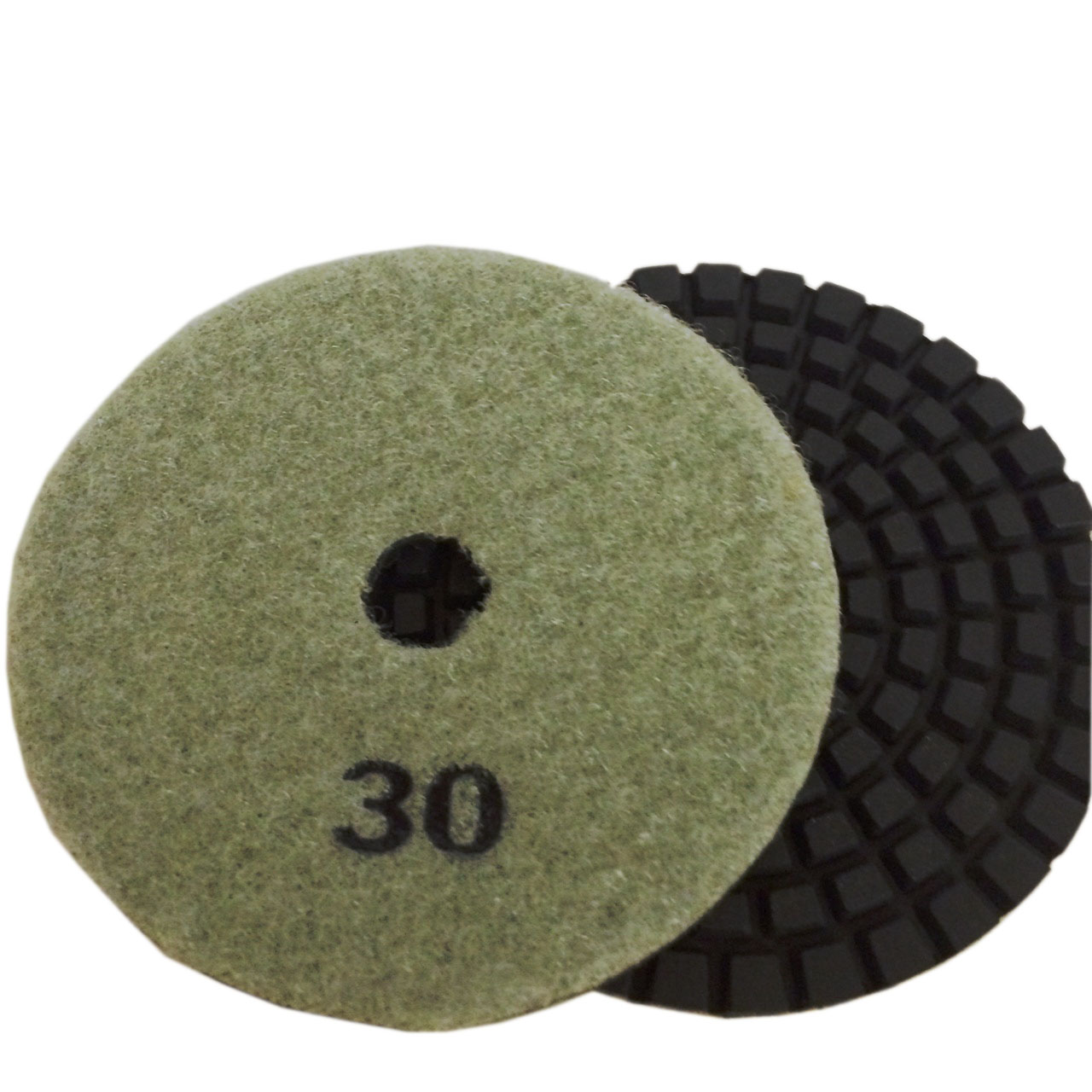3 Inch  30 Grit Diamond Disc to fit a Flex Angle Grinder