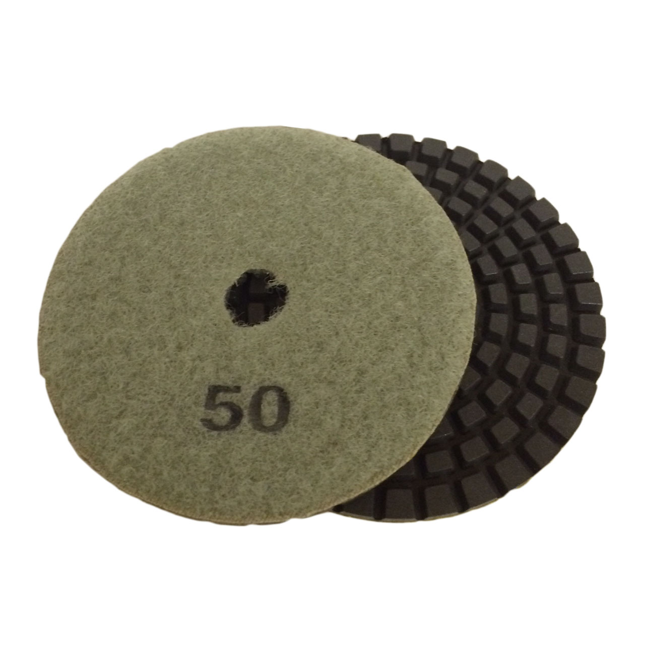 3 Inch  50 Grit Diamond Disc to fit a Flex Angle Grinder
