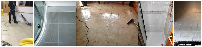 Cleaning Ceramic Tiles