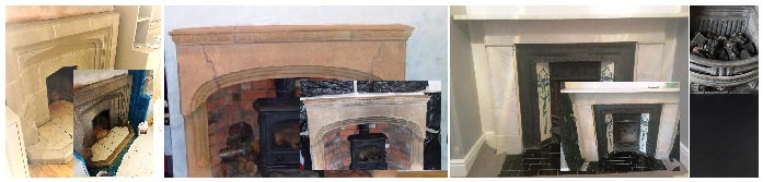 Cleaning and Renovating Fireplaces and Hearths