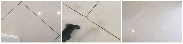 Cleaning and Renovating Grout