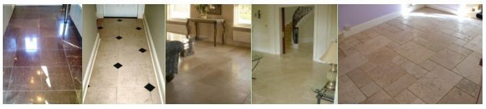 Cleaning and Renovating Limestone tiles
