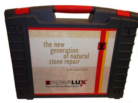 Granite and hard surfaces worktop stone repair kit