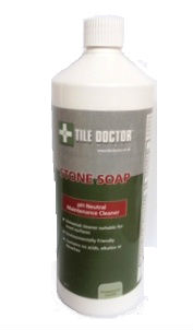 Tile Doctor Stone Soap - Effective PH neutral universal cleaner