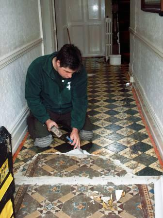 Stone, Tile and Grout Maintenance Training